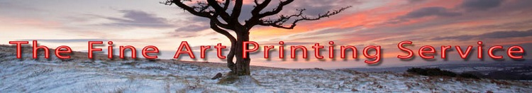 The Fine Art Printing Service